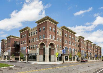 Iron Pier Apartments – Syracuse, NY