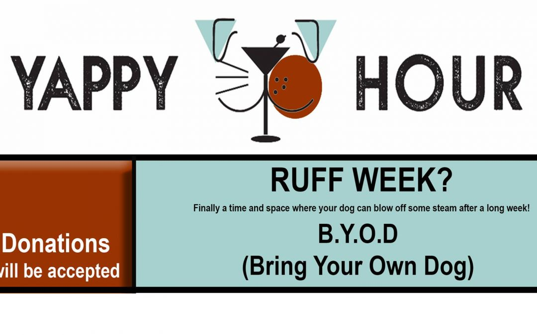 COR DEVELOPMENT TO HOST YAPPY HOUR EVENT TO BENEFIT HELPING HOUNDS DOG RESCUE