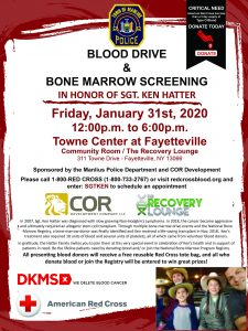 Blood Bone Marrow Registration Drive Poster scaled 225x300 - Red White Brush Strokes Blood Donation Poster
