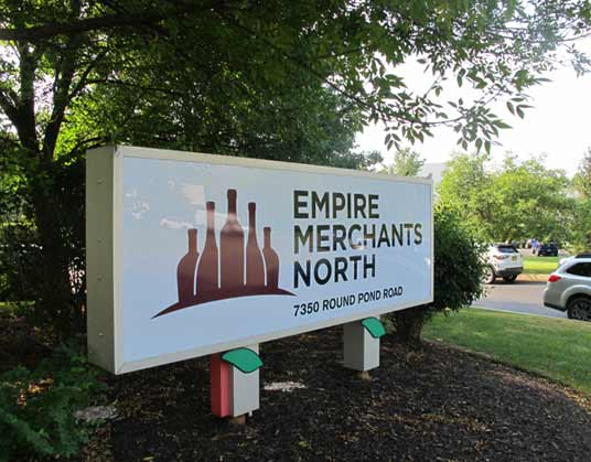 Empire Merchants North and COR Development celebrate opening of new employee training headquarters