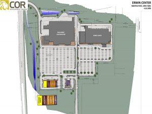 Erwin Center Master Site Plan Website 300x225 - PowerPoint Presentation