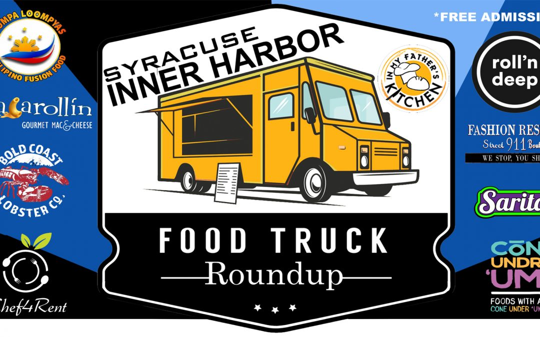 COR Development Announces Food Truck Round-Up Series at The Syracuse Inner Harbor