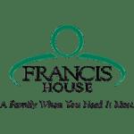 Francis House logo - Community Involvement