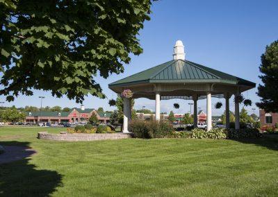 GAZEBO 400x284 - Towne Center at Fayetteville – Fayetteville, NY