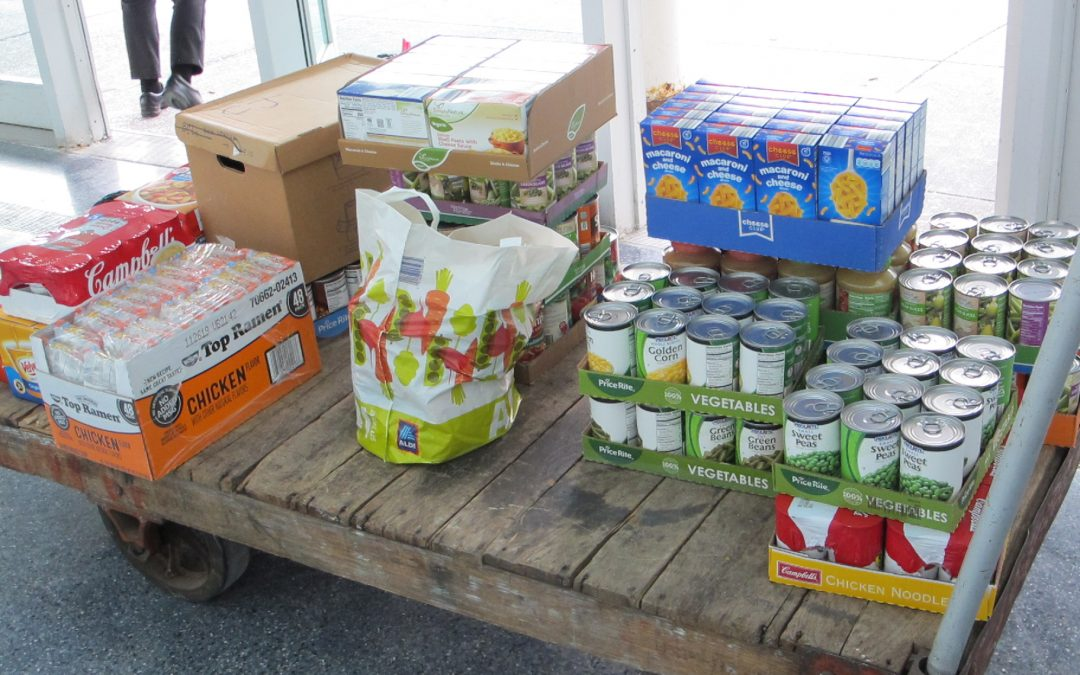 COR Development Launches Thanksgiving Food and Clothing Drive