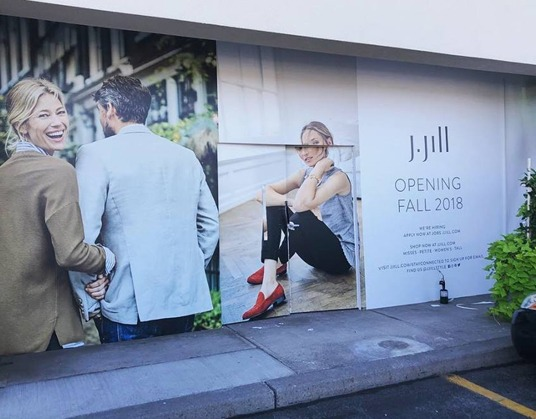 COR  Development announces J. Jill to open in Fayetteville Towne Center