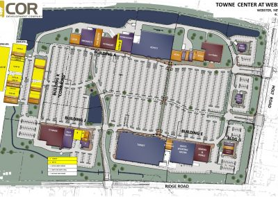 MASTER SITE PLAN WEBSTER 06.15.2021 400x284 - Retail Centers
