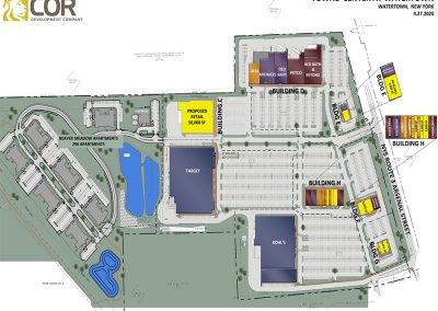 Towne Center at Watertown – Watertown, NY