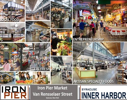 market place concept - Press Room