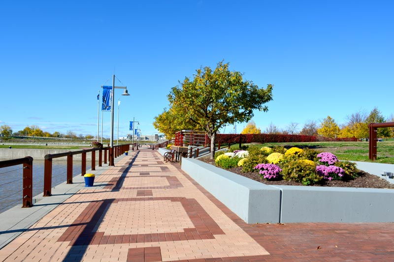 thesyracuseinnerharbor about us walkway - COR in the News